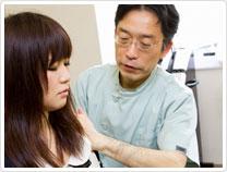頭痛対策には全身の バランス調整も重要です。