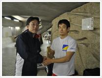 レスリング フリースタイル 55キロ級 松永共広選手